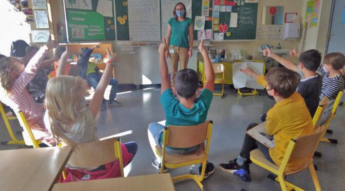 Energiedetektive in der Liebfrauenschule