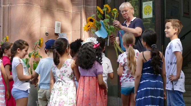 Schulleiterin Helen Kellermann-Galle wird in den Ruhestand verabschiedet