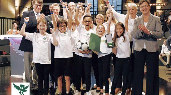 Deutscher Schulpreis 2018 – die Liebfrauenschule ist unter den besten 15 Schulen