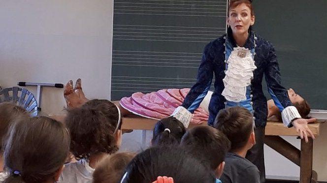 Theatervorstellung für die 4.Klassen