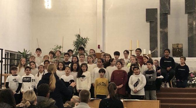 Konzert der Musikalischen Schulen